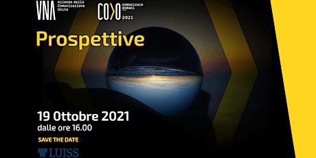 Prospettive   Comunicare Domani 2021 tickets