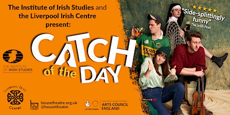 Red Fox: 'Catch of The Day' tickets