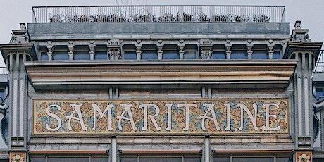 INSEAD ARTS : A la découverte de La Samaritaine billets