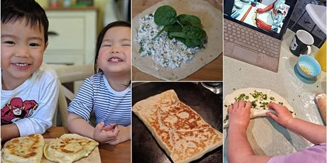 Free Kids Cooking Class - Filled Flat Breads tickets