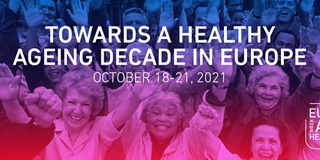 European Week of Healthy and Active Ageing 2021 tickets