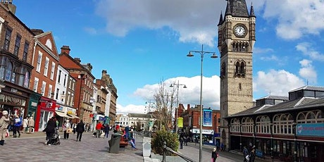 Darlington on the rise: the evolution of a high street Tickets