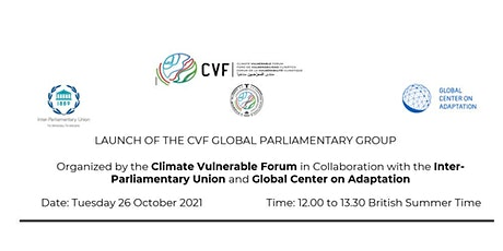 LAUNCH OF THE CVF GLOBAL PARLIAMENTARY GROUP tickets