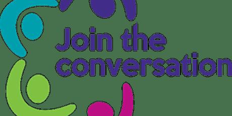 Virtual Community Forum October - North East Hampshire and Farnham tickets