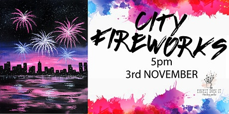 Easely Does It - City Fireworks- with Toni + 14 day recording tickets