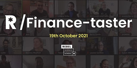 Rebel Finance School - Introduction session tickets