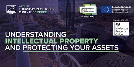 Understanding Intellectual Property (IP) and Protecting your Assets tickets