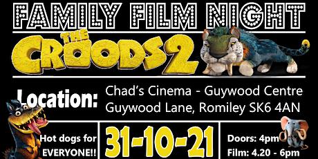 St Chads Cinema - Croods 2 tickets