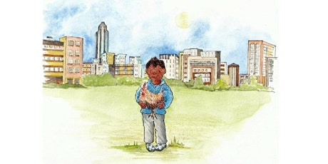 Leroy & the Chickens -  Book launch & reading at Vauxhall City Farm tickets