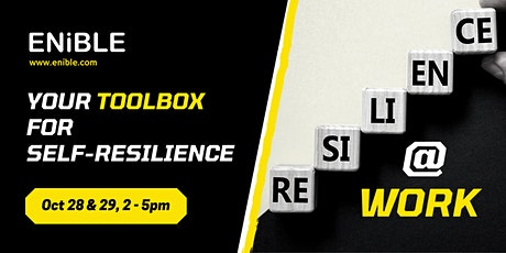 Resilience @ Work Programme tickets
