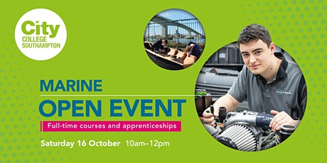 City College Southampton Marine Open Event - 16th October tickets