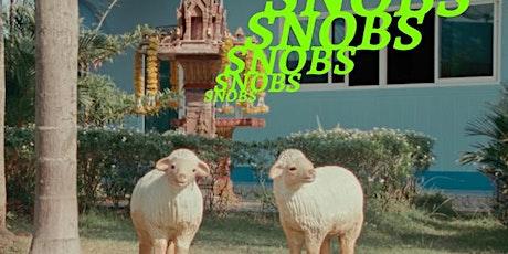 SNOBS #5 tickets