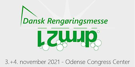 Dansk Rengøringsmesse 2021 tickets