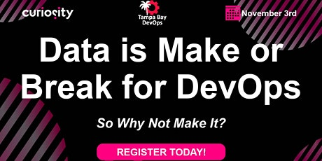 Data is make or break for DevOps: so why not make it? tickets