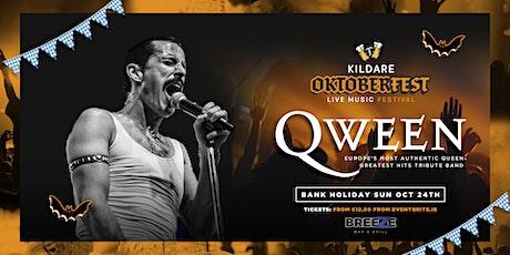Qween Tribute | Kildare Oktoberfest | Breeze Bar & Grill | Clane | Oct 24th tickets