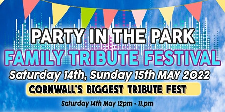 Party in the Park Family Tribute Festival 2022 tickets