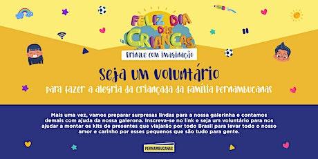 Evento de Dia das Crianças 2021 ingressos