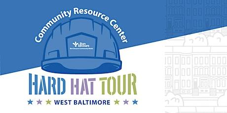 Bon Secours Hard Hat Tour - Community Resource Center tickets