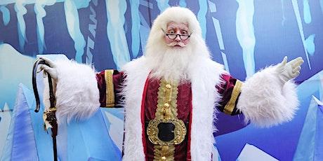 Santa's Daytime Grotto at Edinburgh Zoo, 18th Dec tickets
