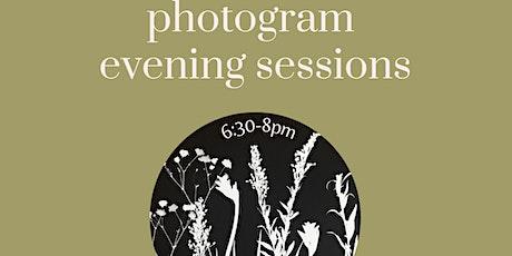 Photogram Evening [NOVEMBER] tickets