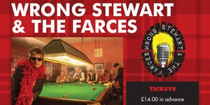 Rod Stewart & Faces tribute night