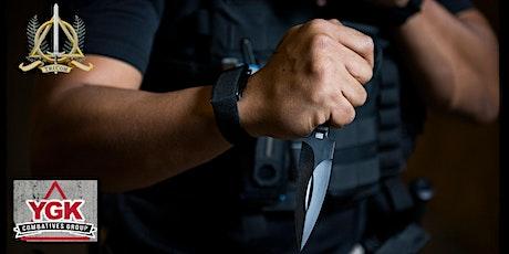 TRICOM: Duty Knife as a Backup Weapon tickets