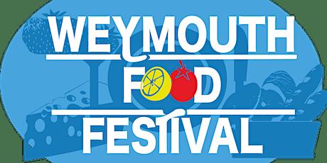 Weymouth Food Festival 2022 tickets