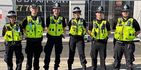 West Midlands Police: Specials Discovery Event biglietti