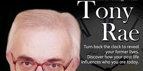 Who do you think you were? An Evening with Tony Rae. tickets