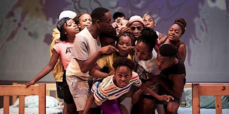 Basha Uhuru Creative Uprising Evening Festival 2 tickets