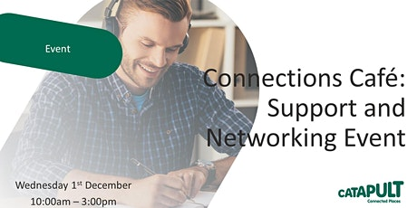 Connections Café: Support and Networking Event tickets