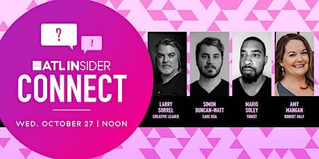 Insider Quarterly Connect – Q3 2021 tickets