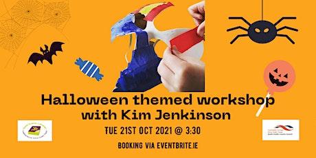 Halloween themed workshop. tickets
