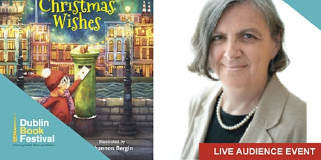 Evie's Christmas Wishes: Christmas Storytelling with Siobhan Parkinson tickets