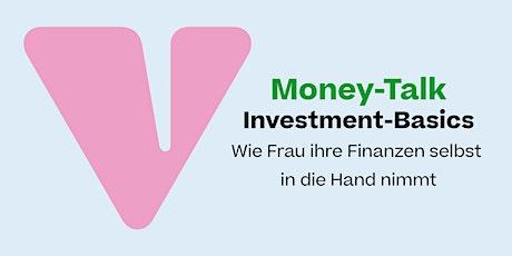 Investment-Basics: Wie Frau ihre Finanzen selbst in die Hand nimmt Tickets