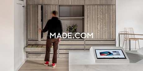 MADE.COM x Topology Interiors: Moodboard Workshop tickets