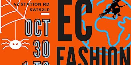30/10 - Eco Fashion Exchange Halloween #SAVETHEDATE tickets