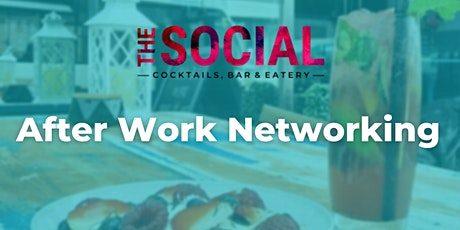 After Work Networking at The Social tickets