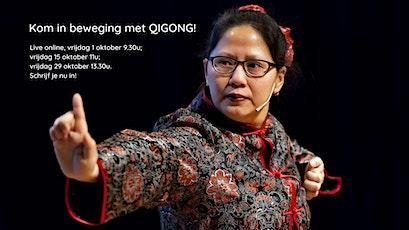 Maak online kennis met Qigong! tickets