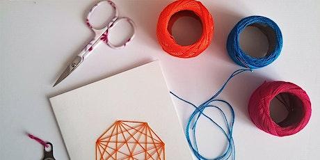 Open Art Spaces Weekend of String Art tickets