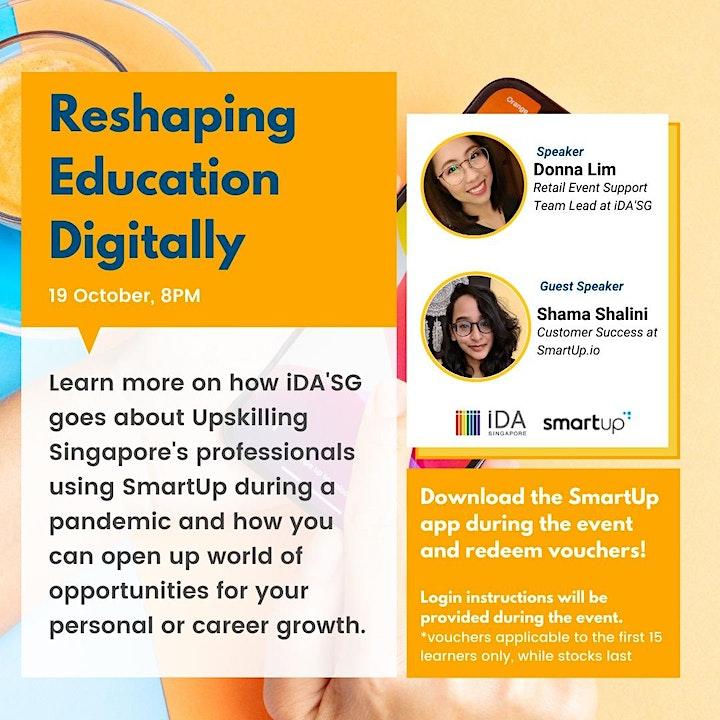 Reshaping Education Digitally image