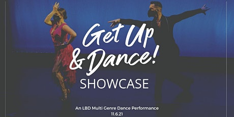 Get Up And Dance Showcase! tickets