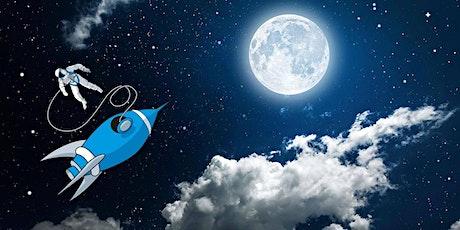 Blue Rocket Networking - October Tickets