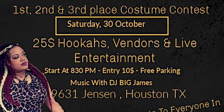 Bellard Entertainment Halloween Party tickets