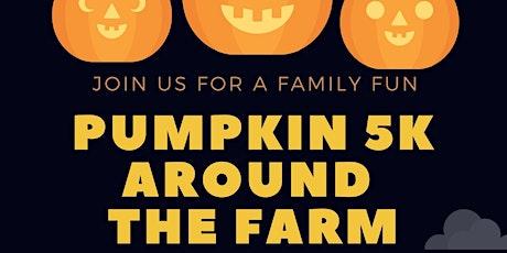 Halloween Fun Run/Walk 5K tickets