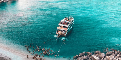 VVIP Yacht Party - Zante's #1 Boat Party 2022. tickets