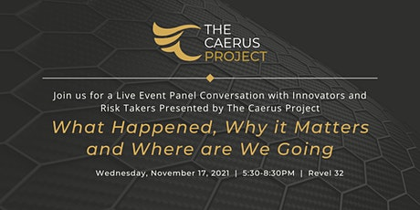 What Happened, Why It Matters  & Where Are  We Going tickets