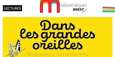 Dans les grandes oreilles  - bilingue breton/français - Deus'ta#4 billets