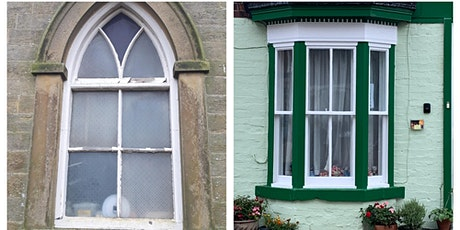 Traditional buildings workshop 1: Care and repair of timber windows tickets