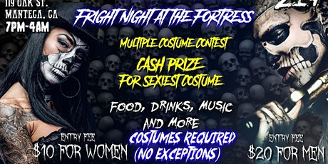 Fright Night at the Fortress tickets